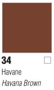 Pebeo Porcelaine 150 45ml - Havana Brown-34