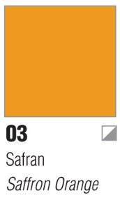 Pebeo Porcelaine 150 45ml - Saffron Orange-03