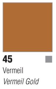 Pebeo Porcelaine 150 45ml - Vermeil Gold-45