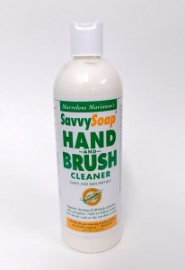 Marvelous Marianne's SavvySoap Hand & Brush Cleaner 16oz