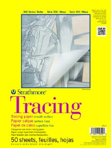 Strathmore 300 Series Tracing Pad 11 X 14