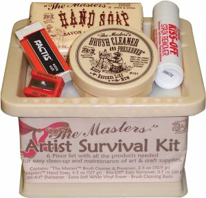 General's The Masters Artist Survival Kit