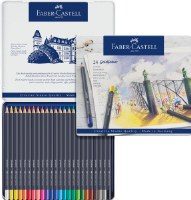 Faber-Castell Goldfaber Colored Pencil 24 Set