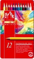 Caran D'Ache Supracolor Watersoluble Pencil Set of 12