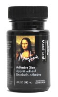 Mona Lisa Metal Leaf Adhesive 2 oz.