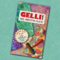 """Gelli Arts 3""""x5"""" Gel Printing Plate"""