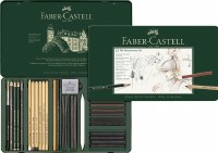 Faber-Castell 33 Pitt Monochrome Set