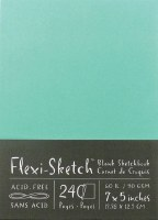 Flexi Sketch Book 7X5 Pool 240 Sheets