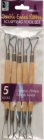 Art Alternative Ribbon Sculpting Tool 5 piece set