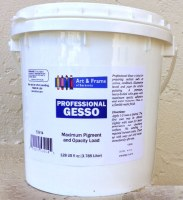 Art & Frame of Sarasota Professional Gesso Gallon