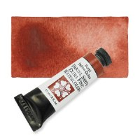 Daniel Smith Extra Fine Watercolor 15ml Burnt Yellow Ochre