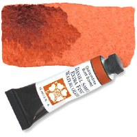 Daniel Smith Extra Fine Watercolor 15ml Quinacridone Burnt Scarlet