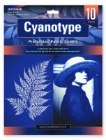 Jacquard Cyanotype 8.5x11 10 Pack