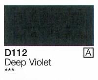 Holbein Acryla Gouache Deep Violet (A) 20ml
