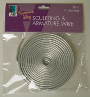 Art Alternatives Armature Wire 1/8in. x 20 ft.