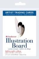 Artist Trading Cards Lightweight Vellum Illustration Board 2.5x3.5 5 sheets