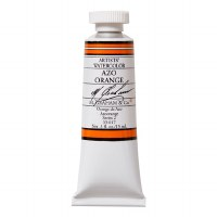 M. Graham Watercolor Azo Orange 5oz