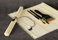 Jack Richeson Bamboo Brush Mat