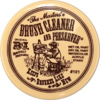 General's The Masters Brush Cleaner 2.5 oz