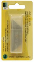 Art Alternatives Utility Knife Blades 5pk