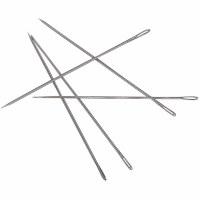 Lineco Book Binding Needles, 5pk