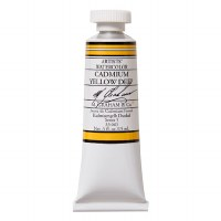 M. Graham Watercolor Cadmium Yellow Deep 5oz