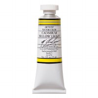 M. Graham Watercolor Cadmium Yellow Light 5oz
