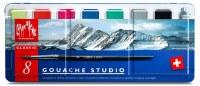 Caran d'Ache Gouache Studio 8 Set