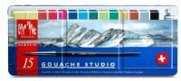 Caran d'Ache Gouache Studio 15 Set