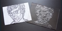 Jack Richeson Clear Carve Linoleum 8x10
