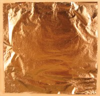 Mona Lisa Copper Leaf Sheets