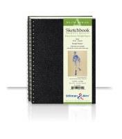 Stillman & Birn Delta Series Wirebound Premium Sketchbook 6x8