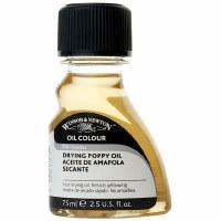 Winsor & Newton Drying Poppy Oil 75ml
