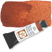 Daniel Smith Extra Fine Watercolor 15ml Burnt Sienna