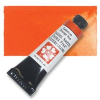 Daniel Smith Extra Fine Watercolor 15ml Cadmium Orange Hue
