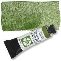 Daniel Smith Extra Fine Watercolor 15ml Chromium Green Oxide