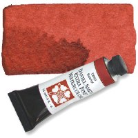 Daniel Smith Extra Fine Watercolor 15ml Deep Scarlet