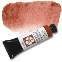 Daniel Smith Extra Fine Watercolor 15ml English Red Ochre