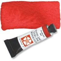 Daniel Smith Extra Fine Watercolor 15ml Permanent Red