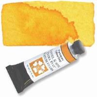 Daniel Smith Extra Fine Watercolor 15ml Permanent Yellow Deep