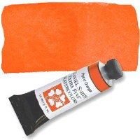 Daniel Smith Extra Fine Watercolor 15ml Pyrrol Orange