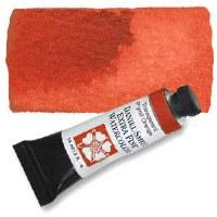 Daniel Smith Extra Fine Watercolor 15ml Transparent Pyrrol Orange
