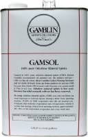 Gamsol Odorless Mineral Spirits Gallon (128oz)
