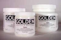 Golden Gesso 16 oz.