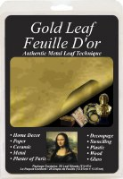 Mona Lisa Gold Leaf Sheets