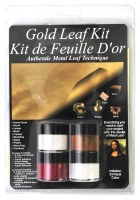 Mona Lisa Gold Leaf Starter Kit
