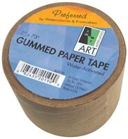 Art Alternatives Gummed Paper Tape 2in.x75yds
