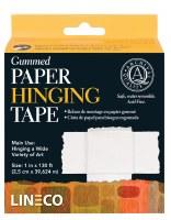 Lineco Gummed Paper Hinging Tape