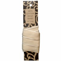 Lineco 100% Cotton Head Band 60in.