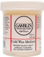 Gamblin Cold Wax Medium 4oz